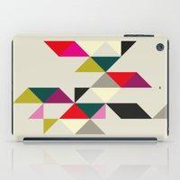 david fleck iPad Cases featuring David by Kimmari3