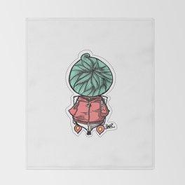 Seez Throw Blanket