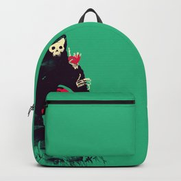 Death Valentine Gift Backpack