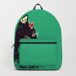 Death Valentine Gift Backpack