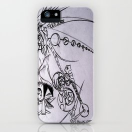 Amazing Grace - Pilgrim iPhone Case