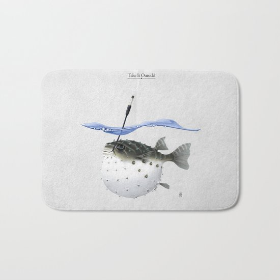 Take It Outside! Bath Mat