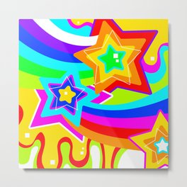 Dollightful Decora 1 Metal Print