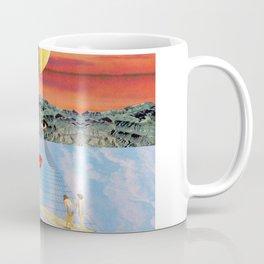 Eyes, lips & dreams Coffee Mug