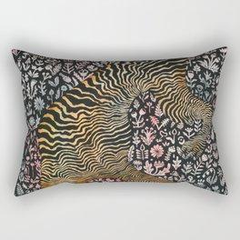 Headless tiger Rectangular Pillow