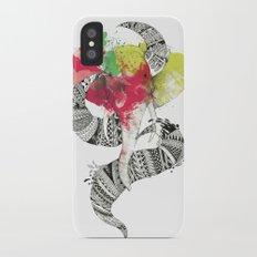 Art'lephant. iPhone X Slim Case