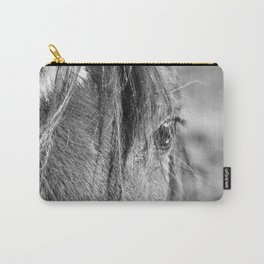 Horse Portrait 2 Carry-All Pouch