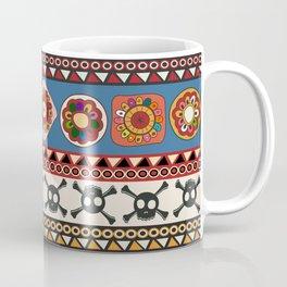 Aztec background Coffee Mug