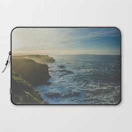 I Will Come Back But First... // Landscape // Edge of Cliff Photography #society6 #art #prints Laptop Sleeve