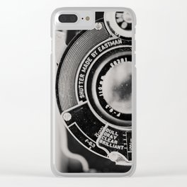 vintage Kodak camera #2 ... Clear iPhone Case