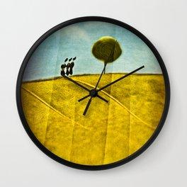 little ring dance Wall Clock