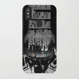 Interstellar Poster iPhone Case