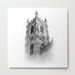 Notre-Dame Basilica Catholic Church | Montreal | Quebec | Canada Metal Print