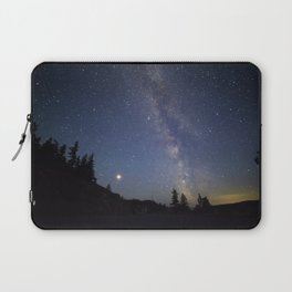 Worlds in Collision Laptop Sleeve