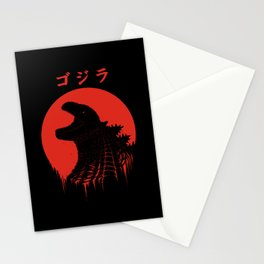 Kaiju Regeneration Stationery Cards