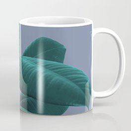 Ficus Elastica #10 #Stonewash #decor #art #society6 Coffee Mug