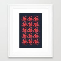 westeros Framed Art Prints featuring The Houndstooth by Kenneth Wheeler