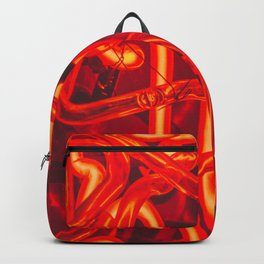 Inside the Red Light District Backpack