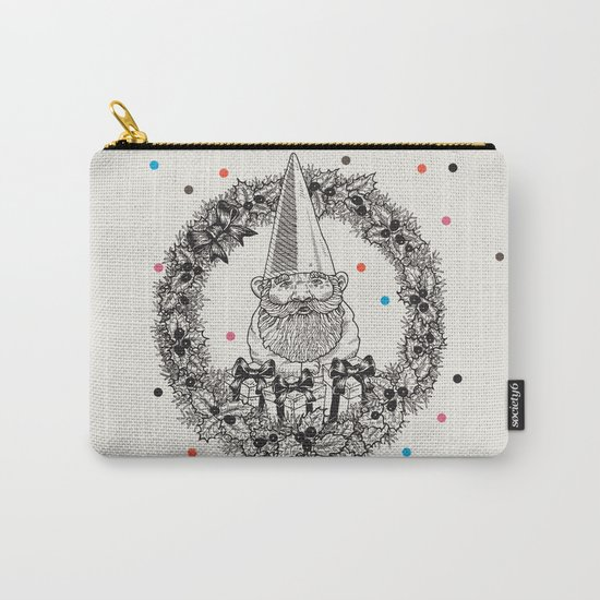 Christmas is coming! Carry-All Pouch