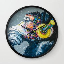 MELOMONKEY Wall Clock