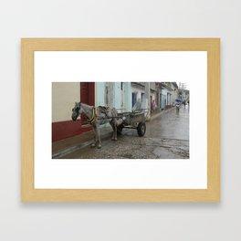 Trinidad, Cuba Framed Art Print
