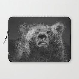 Sacred Bear Laptop Sleeve
