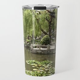 Garden of Friendship Travel Mug