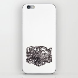 Octopus Invisble Box iPhone Skin
