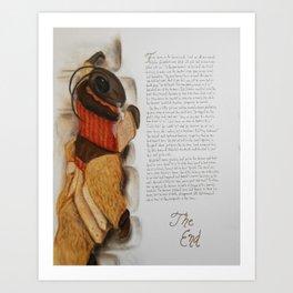 Tarakan Art Print