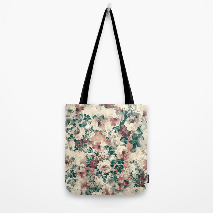Quiet Garden Movement Tote Bag