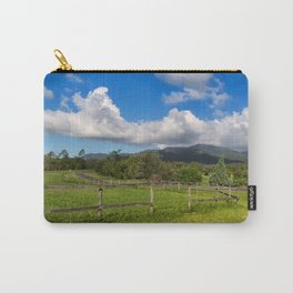Idyllic rural view Carry-All Pouch