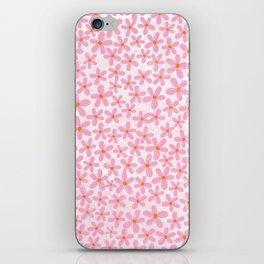 Ditzy Daisy iPhone Skin