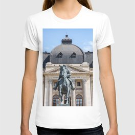Rouamnia, Central University Library Carol I, Bucarest T-shirt