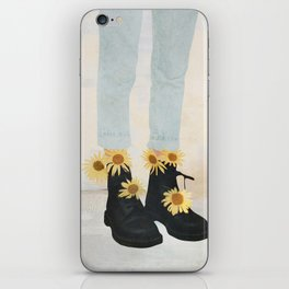 My Boots iPhone Skin
