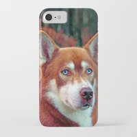 ginger iPhone & iPod Cases featuring ginger by Doug McRae