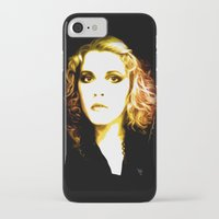 stevie nicks iPhone & iPod Cases featuring Stevie Nicks - Dreams - Pop Art by William Cuccio aka WCSmack