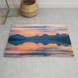 Until Daybreak Comes Rug