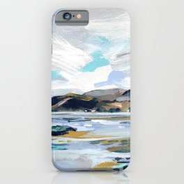 Those Lazy Days of Summer - Acrylic Landscape iPhone Case