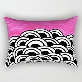 Sketchbook Bink 29 Rectangular Pillow
