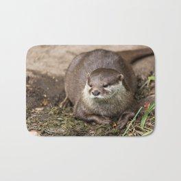 Sunning Otter Bath Mat