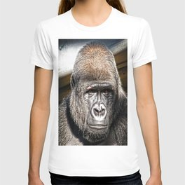 Silver Back Gorilla T-shirt