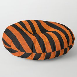 Stripes Collection: Halloween Floor Pillow