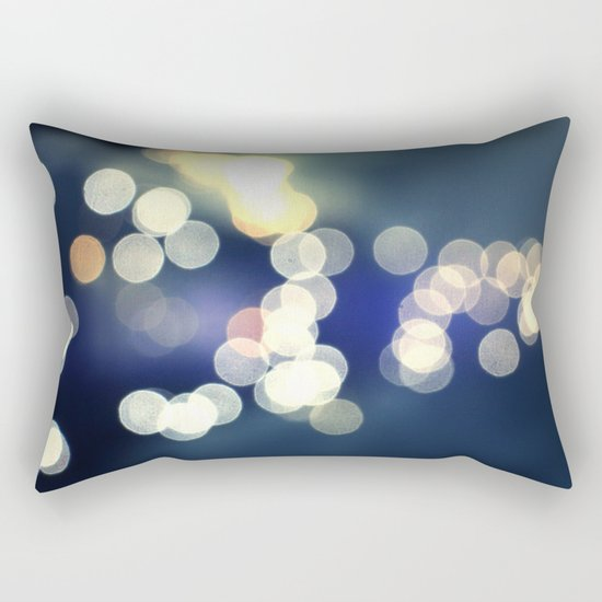 Out of focus Rectangular Pillow