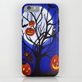 Halloween-5 iPhone Case
