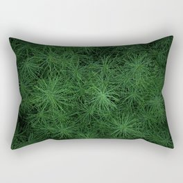 Foxtails Rectangular Pillow