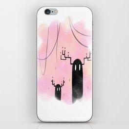 Travelers iPhone Skin