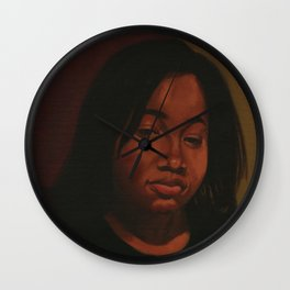 Lisa Wall Clock