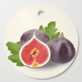 Figs Cutting Board