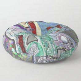 Window Idiom Floor Pillow