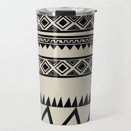MALOU ZEBRA Travel Mug
